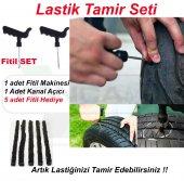 Lastik Tamir Seti ( Fitil SET ) 5 adet Fitil Hediye !!!-4