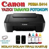 Dolan Kartuşlu Canon E414 Yaz Tar Fot Güncel...