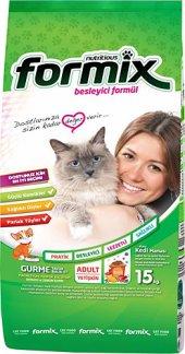 Formix Gurme Kedi Maması 15 Kg Skt 08 2021