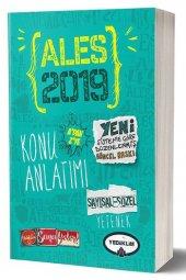 Yediiklim Yayınları 2019 Ales Sayısal Sözel Yetenek Konu Anlatımı