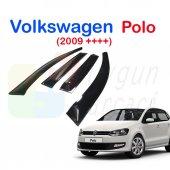 Vw Polo 5 (2009 +++) Cam Rüzgarlığı Avant Tip