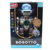 Oyuncak Robotto Türkçe Konuşan Robot