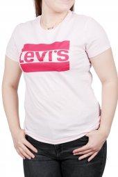 Levis Kadın Housemark Tee 17369 0414 Beyaz
