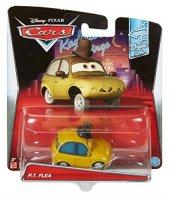 Disney Pixar Cars P.t. Flea Die Cast Vehicle Karak...