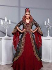 Kaftan Bindallı Kına Elbisesi 143