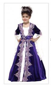 çocuk Bindallı Kına Elbisesi Mira