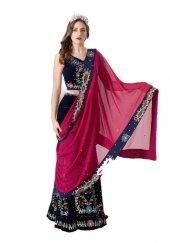 2li Hint Modeli Bindallı Kına Elbisesi Linet
