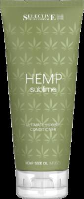 Selective Hemp Sublime Ultimate Luxury Saç Kremi 200 Ml