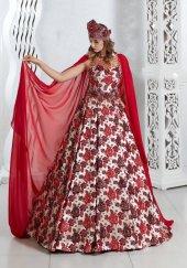 5 Parça Bindallı Kına Elbisesi Güllü