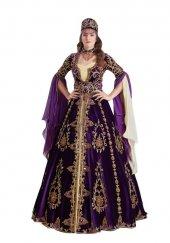 5 Parça Bindallı Kına Elbisesi İzel