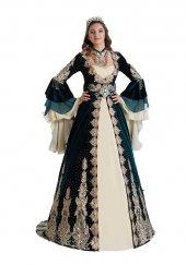 5 Parça Bindallı Kına Elbisesi Sidra