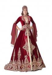 5 Parça Bindallı Kına Elbisesi Bihter