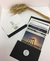 Birrdirbirr Kartpostal Zarf Seti Yaşam Temalı 20kart 20 Zarf Mektup