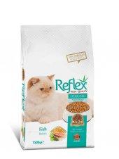 Reflex Balıklı Kısırlaştırılmış Kedi Maması 1,5 Kg...