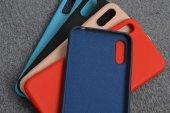 Edelfalke Apple iPhone XS Max 6.5 İnci Silikon Kılıf Kırmızı-2