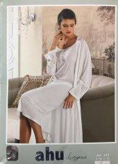 Ahu Cotton 2' Li Uzun Takım Model 153