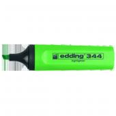 Edding E 344 Fosforlu Kalem Yeşil 10 Lu Ed34411 (1 Paket 10 Adet)