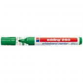 Edding E 260 Yeşil Tahta Kalemi Ed26004 10 Lu (1 Paket 10 Adet)