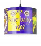 LAMBADAR Çocuk Odası Avize Fenerbahçe Model-2
