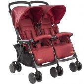 Kraft 301t Pair İkiz Bebek Arabası