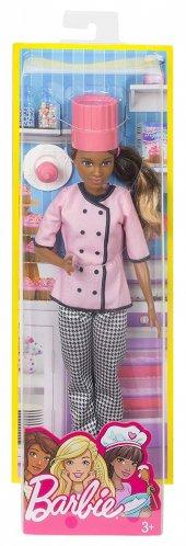 Barbie Kariyer Bebekleri Dvf50 Dvf54 Aşçı