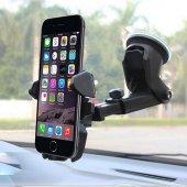 Oto Telefon Tutucu Akrobat Tutucu Ultra 360 Ayarlanabilir Hedyeli