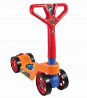 Furkan Toys Hot Wheels 4 Tekerlekli Çocuk Scooter