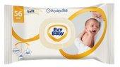 Evy Baby Islak Havlu Soft Kapaklı 60 Lı
