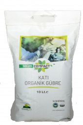 Bioverim Bitkisel Organik Kompost Gübre 10 Lt