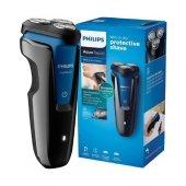 Philips S1030/04 AquaTouch Islak ve Kuru Tıraş icin Elektrikli Tıraş Makinesi, Siyah