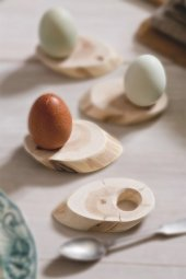 Qtük Ku Tu K Dilim 6lı Yumurtalık 10cm
