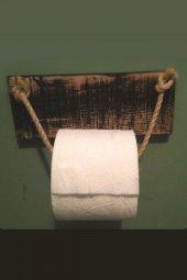 Qtük Ku Tu K Halat Tuvalet Kağıtlığı 20cm