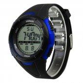 Honhx Full Dijital Kronometreli Alarmlı Işıklı Erkek Kol Saati-3