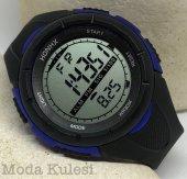Honhx Full Dijital Kronometreli Alarmlı Işıklı Erkek Kol Saati-8