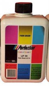 Perfection Resimli Pasta Yazıcısı Gıda Mürekkebi 500ml Sarı