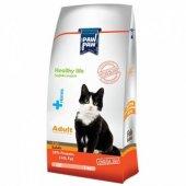 Paw Paw Balıklı 15 kg Yetişkin Kuru Kedi Maması