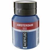 Amsterdam Akrilik Boya 500ml. Greenısh Blue