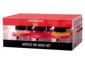 Amsterdam Ink Set 6x30ml