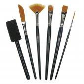 Derwent Derwent Technıque Brushes (Fırça Seti)