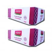 Yazar Tek Sargılı Küp Şeker(%100 Pancar Şekerinden Üretilmiş) 4 kg x 2 Adet  8 Kg