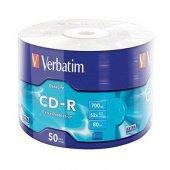 Verbatim 43787 Cd R 50li Wrap Extra Protection...