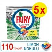 Fairy Platinum Plus Bulaşık Makinesi Deterjanı Kap...