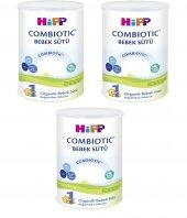 Hipp 1 Organik Combiotic Devam Sütü 900 Gr X 3