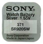 Sony Sr920sw Sony 1.55v 1 Adet Saat Pili Pil...