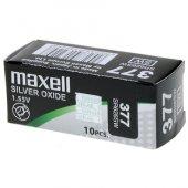 Maxell 377 Sr626sw 364 Sr621sw 10 Adet Saat...