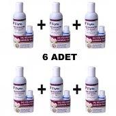 6 Adet Fiyto Doğal Sarımsak Özlü Şampuan Losyon Hediyeli
