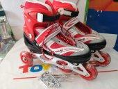 Can Sport Paten 30 33 Kırmızı Renk