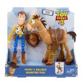 Gdb91 Toy Story İkili Figür Seti Oyuncak Hikayesi 4