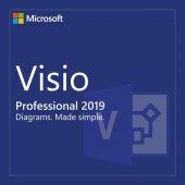 Microsoft Visio 2019 Professional 1 Pc