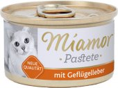 Mıamor Pastete Kedi Ciğerli 85 G